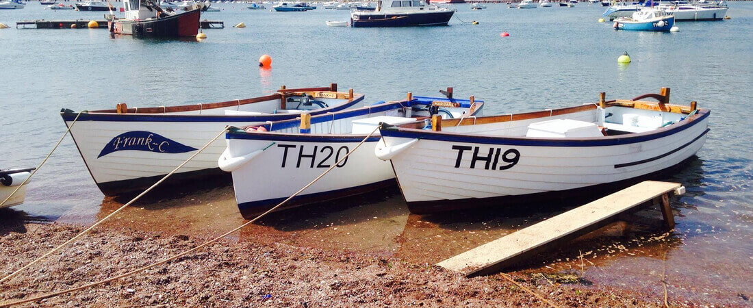 Boat Hire Teignmouth