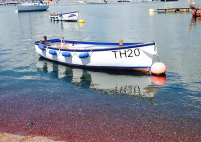 Teignmouth Back Beach Boat Hire